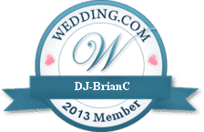 DJ-BrianC | Wedding DJ | Wedding Planning