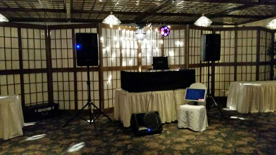 Lewiston Maine Wedding Ramada Inn DJ