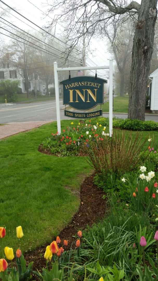 Harraseeket Inn, Freeport, Maine